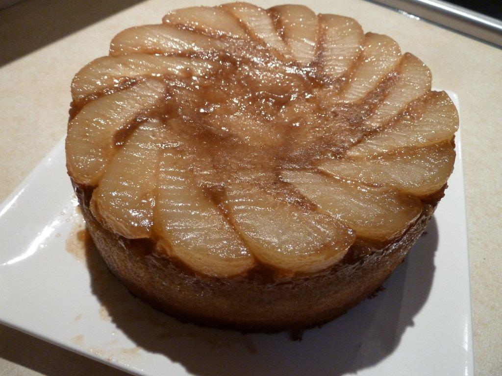 Almond-Pear Cake Recipes — Dishmaps